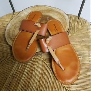 Rock & Candy by Zigi T-Strap Sandal EUC